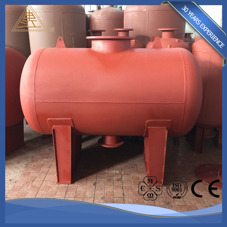 Welded Carbon / Stainless Steel Potable Water Storage Tanks Industrial Insulated
