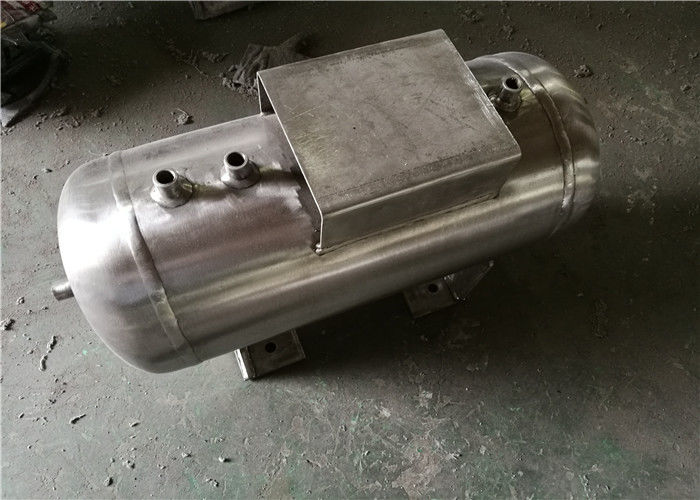 ASME Standard Compressed Air Storage Tank For Semitrailer High Temperature Resistance