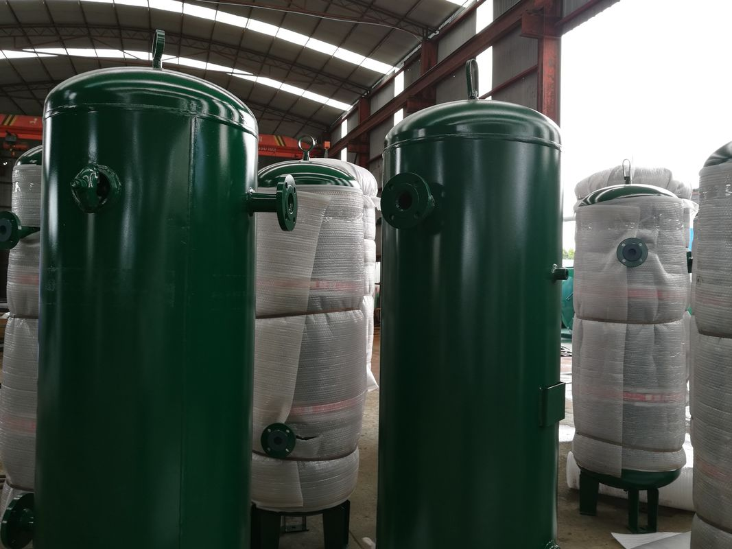 Custom Steel Water Storage Tanks , 232psi Stainless Steel Hot Water Storage Tank
